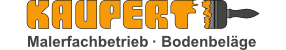 KAUPERT Malerfachbetrieb Logo